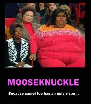moose knuckle camel toe big fat