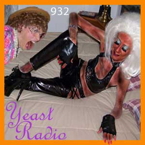 yr932 Cheryl Merkwski and Madge Weinstein in Yeast Radio Show number 932