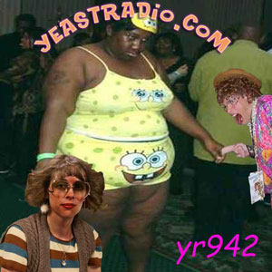 lady raptastic on yeast radio