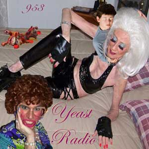 yeast radio madge weinstein lesbian gross howard stern lyps lips vagina