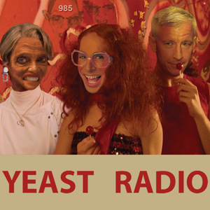 Yeast Radio 985 Crimmas Lyps Madge and Cheryl's 2009 christmas special for morons