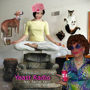Yeast Radio 1039 Yeasty Vagina and Penis with Rachel Kann and her BROTHER the Ginger named BENNNN!