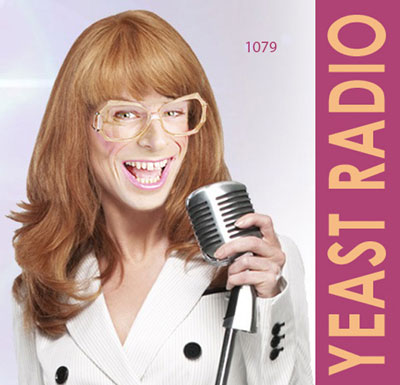 Yeast Radio 1079 Hulla Blue