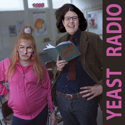 yeast radio 1088 with madge weinstein and rachel kann