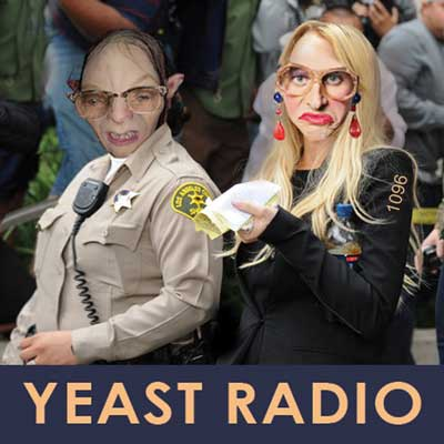 Yeast Radio 1096 London + Lapsey