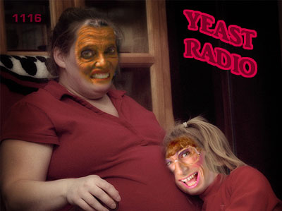 Yeast Radio #1116 Fibromyalgia is the new Prolapse