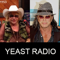 Yeast Radio #1153 Sylvia Brown has been violated in some way regarding Amanda Berry