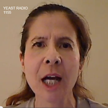 Yeast Radio 1155 Sobbing in a Pool of Sperm and AIDS