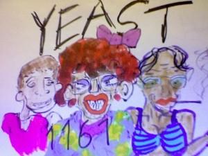 Yeast radio episode 1161 with cheryl merkowski ragan fox madge weinstein