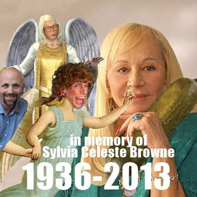 sylvia browne emergency death grum