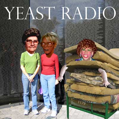 album art yeast radio