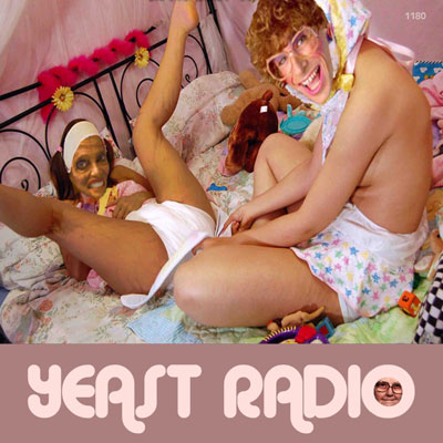 ALBUM ART FOR YEAST RADIO 1180