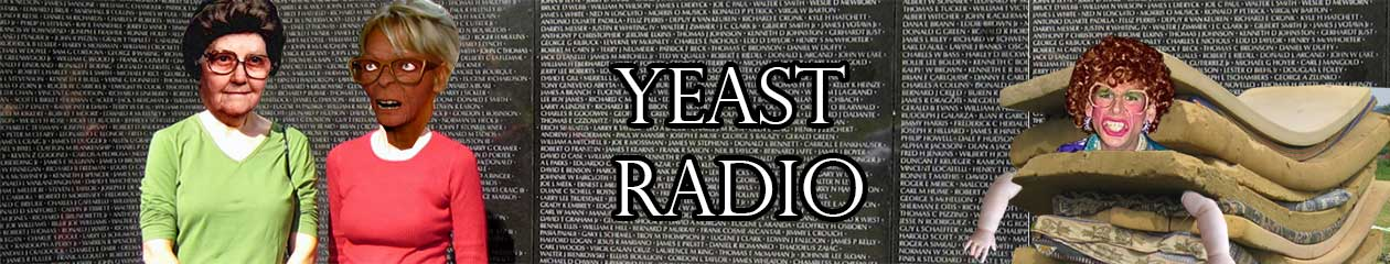 Yeast Radio – Bloated Lesbian Visionary