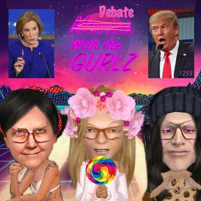 debate with the girls